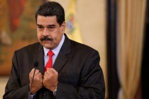 Николас Мадуро президент Венесуэлы.